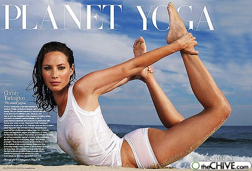 Consider, Nude women yoga poses will your