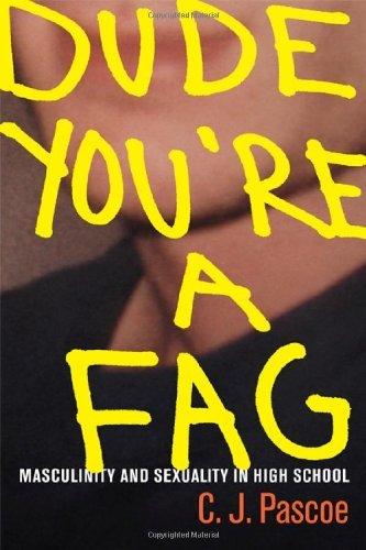 Compulsory heterosexuality pascoe