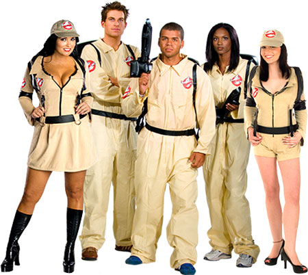 Lady Ghostbuster Costume Sexy Ghostbusters Costumes Sc 1 St The